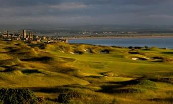 Castle Course St Andrews
