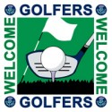 Golfers welcome